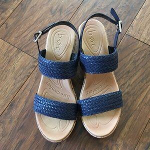 B•O•C Born Sandals.